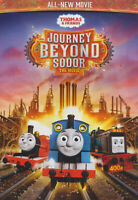 THOMAS & FRIENDS : JOURNEY BEYOND SODOR / THE MOVIE (DVD)