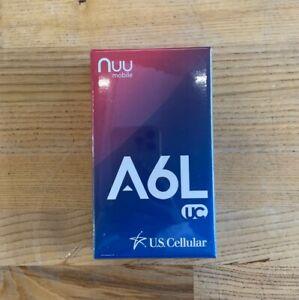 Nuu Mobile A6L-C 8GB GSM Unlocked Smartphone