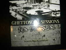 The Megamen - GHETTOSOUL SESSIONS CD Continuous Mix   Benz Street / ZYX