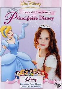 Festa Di Compleanno Con Le Principesse Disney (1 DVD) - Movie