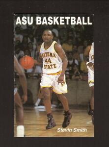 Arizona State Sun Devils--Stevin Smith--1993-94 Basketball Schedule--Circle K