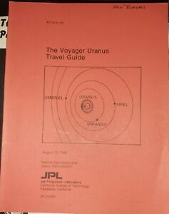 NASA Official The Voyager Uranus Travel Gyude
