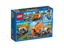 LEGO City Garbage Truck (#60118)