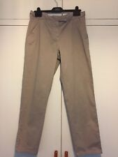 Poetry 12 Cotton Trousers With Spandex.beige