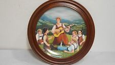 """Knowles Collector Plate ' The Sound Of Music"""" #2 """"Do-Re-Me"""""""