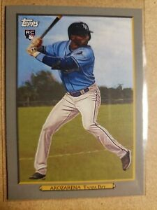 RANDY AROZARENA 2020 TOPPS SERIES 2 TURKEY RED #TR-83 RC Rookie Card Tampa Bay