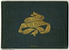 The golden A.B.C., 26 montierte, gestochene und figürliche Initialen, von 1856.