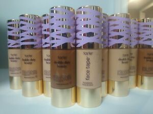 TARTE ☆Face Tape Foundation **Choose Your Shade** NEW AUTHENTIC FULL SIZE