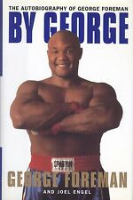 """George Foreman Signed Book """"By George"""""""