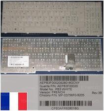 Teclado Azerty Fr PB EasyNote SB88 MINOS GP2W PB3 AEPB3F00020 MP-03756F0-9205