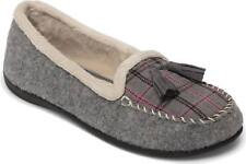 Ladies Padders Tassel Slippers Grey Combi (grey) UK 5 E