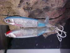 "River2Sea 5"" Larry Dahlberg Series WHOPPER PLOPPER WPL130SSW-33 for Saltwater"