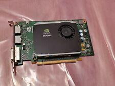 DELL NVIDIA QUADRO FX580 512MB GDDR3 SDRAM PCI-E 519295-001 VIDEO GRAPHICS CARD