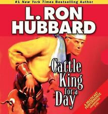 Cattle King for a Day (Western Short Stories on CD)