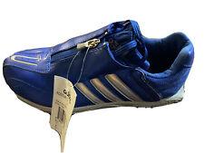 Adidas Adistar Mens Triple Jump Track and Field Blue New size US 6 UK 5.5
