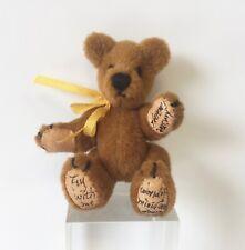 More details for  artisan hand made teddy bear theresa's dolls house dollhouse toy nursery shop