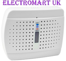 RECHARGEABLE CORDLESS PORTABLE MOISTURE ABSORBING DEHUMIDIFIER HOME CARAVAN