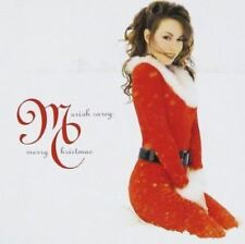 Mariah Carey - Merry Christmas - New CD - Case Damage