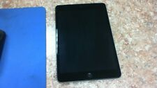 Apple iPad Mini 2 Model A1490 Tablet - Space Gray *For Parts *Locked* (D4)