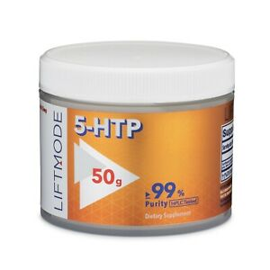 5-HTP Powder - 50 Grams (1.76 Oz) - 98% Pure