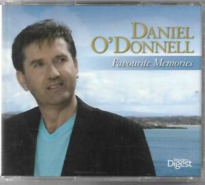 Daniel O'Donnell Favourite Memories Readers Digest CD 4-Discs in Fatbox UNP