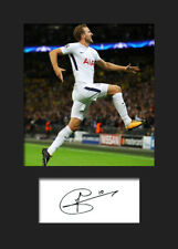 Harry Kane #3 - Tottenham Hotspur Signed Photo A5 Mounted Print - FREE DELIVERY