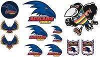 Stickers - AFL Adelaide Crows Sticker Set