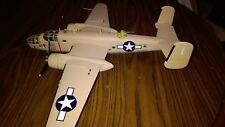 "Franklin mint / Armour B-25 C Mitchell USAAF "" Seven OH Seven ""1:48 scale"