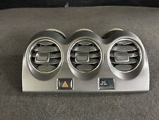 2009 NISSAN ALTIMA AC & HEATER CENTER VENTS (G-CHARCOAL) A616 160514