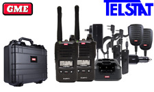GME TX6160TP Twin Pack (Replaces TX6155TP) UHF CB Radio Waterproof Tradie pack