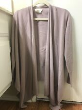 Pure DKNY shawl collor cardigan p/s