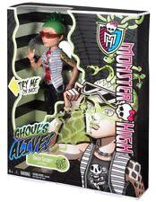 Deuce Gorgon-Monster High Ghouls Alive Boy Muñeca. nuevo Y En Caja