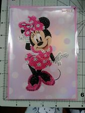 Papyrus Card High Quality Disney PINK Minnie Mouse Birthday Card