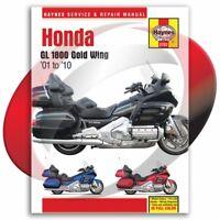 2001-2010 Honda GL 1800 Gold Wing Haynes Repair Manual 2787 Shop Service Garage