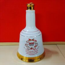 Bells Whiskey Decanter to Commemorate Birth of Prince Henry (Harry) 1984