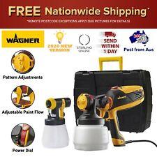 New WAGNER 660W Flexio 590 Paint Gun Sprayers Handheld Universal Cleaner System
