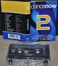 DANCENOW 2                                              Cassette Tape