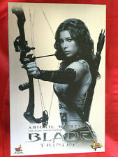 HOT TOYS ABIGAIL WHISTLER MMS128 BLADE TRINITY 1/6 Jessica Biel Figure