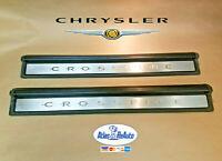 2004-2008 CHRYSLER CROSSFIRE LEFT/ RIGHT DOOR FLOOR PANEL MOLDING TRIM SILL STEP