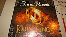 Complete Trivial Pursuit Lord of the Rings Movie Trilogy Collectors Edition 2003