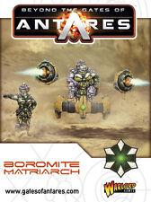 Warlord Games Beyond The Gates Of Antares Boromite Matriarch Free UK P&P