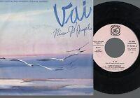 NINO D'ANGELO disco 45 giri MADE in ITALY 1986 SANREMO Vai