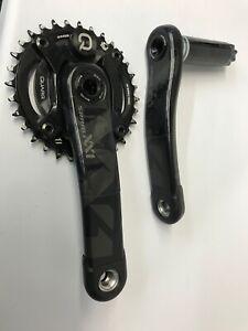 SRAM XX1 Eagle Quarq Power Meter Crankset,MTB Bike,170mm BB30 PF30 Carbon, 32t