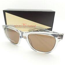 AO American Optical Saratoga Crystal Grey Brown Polarized Nylon Sunglasses