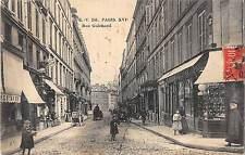 CPA 75 PARIS XVIe RUE GUICHARD