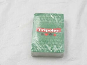 Tripoley Replacement sealed Playing Cards Deck of cards