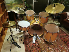Komplettes Schlagzeug-Set von Stagg