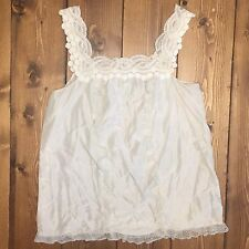 JUICY COUTURE Romantic Lace Top Size 0
