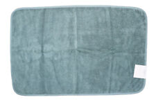 "Ralph Lauren Bedford Cotton 31"" x 21"" Bathroom Tub Mat NWT Shoreline Blue $60"