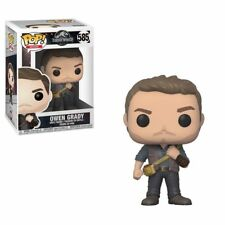 Funko 30979 Jurassic World 2 Fallen Kingdom Owen Grady Vinyl Action Figure
